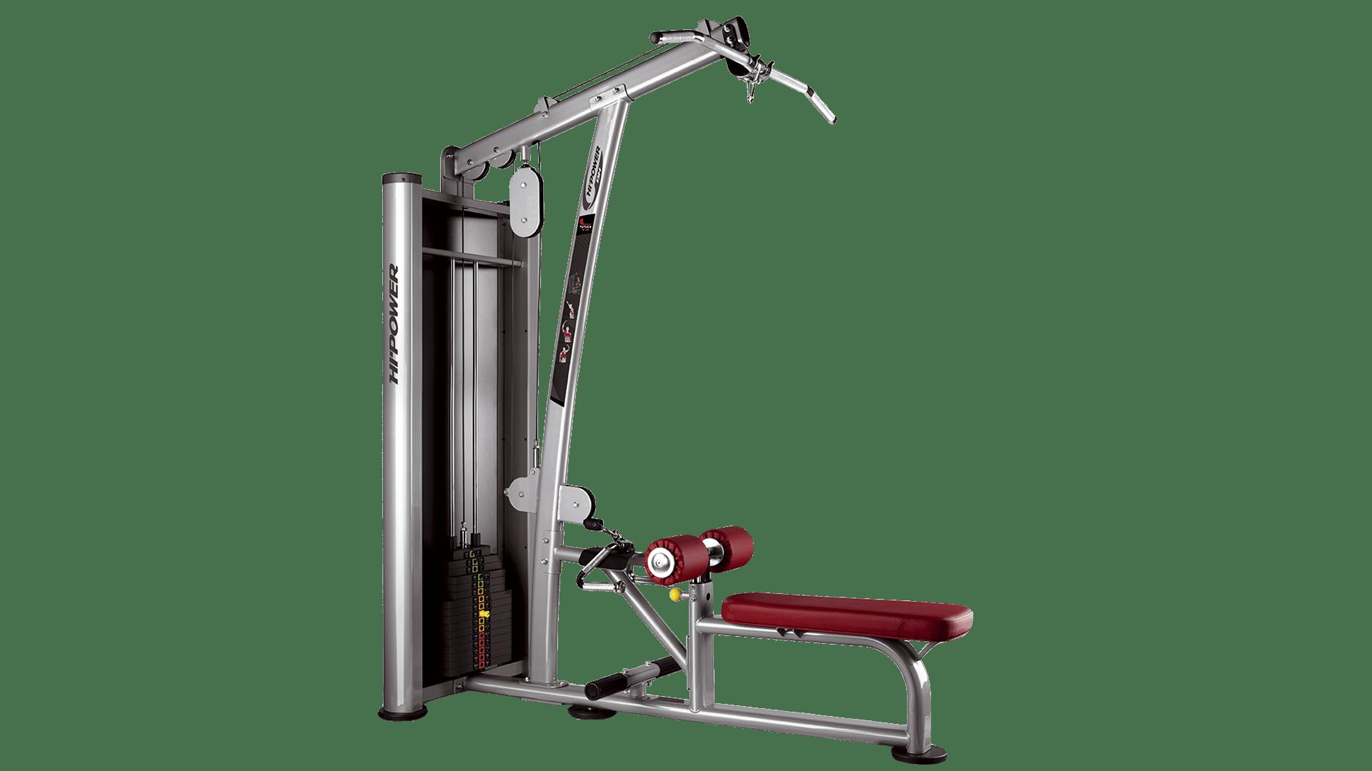 L550 Lat pull-row / Ylä-alatalja