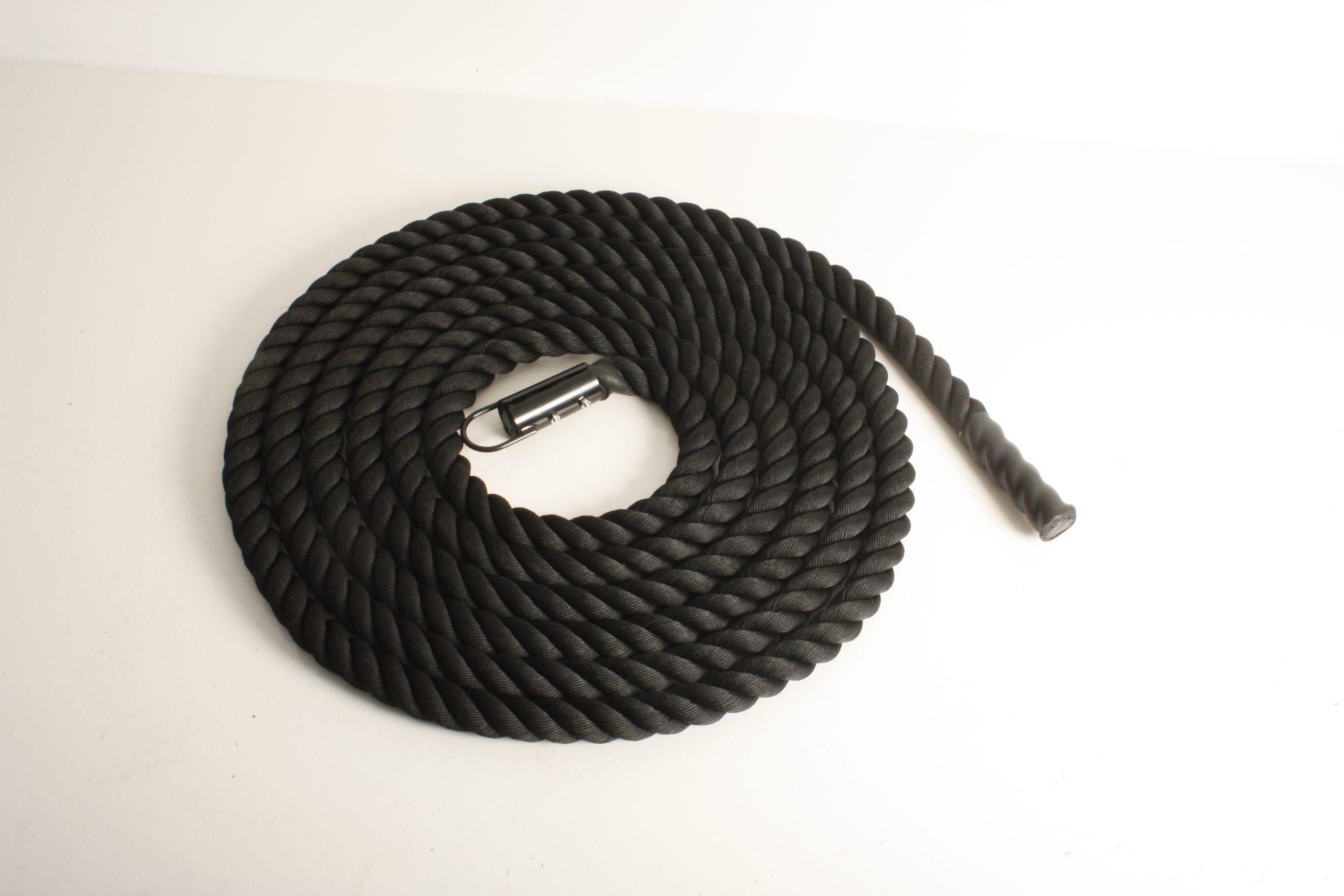 Battle rope treeniköysi 50 mm, 12 m