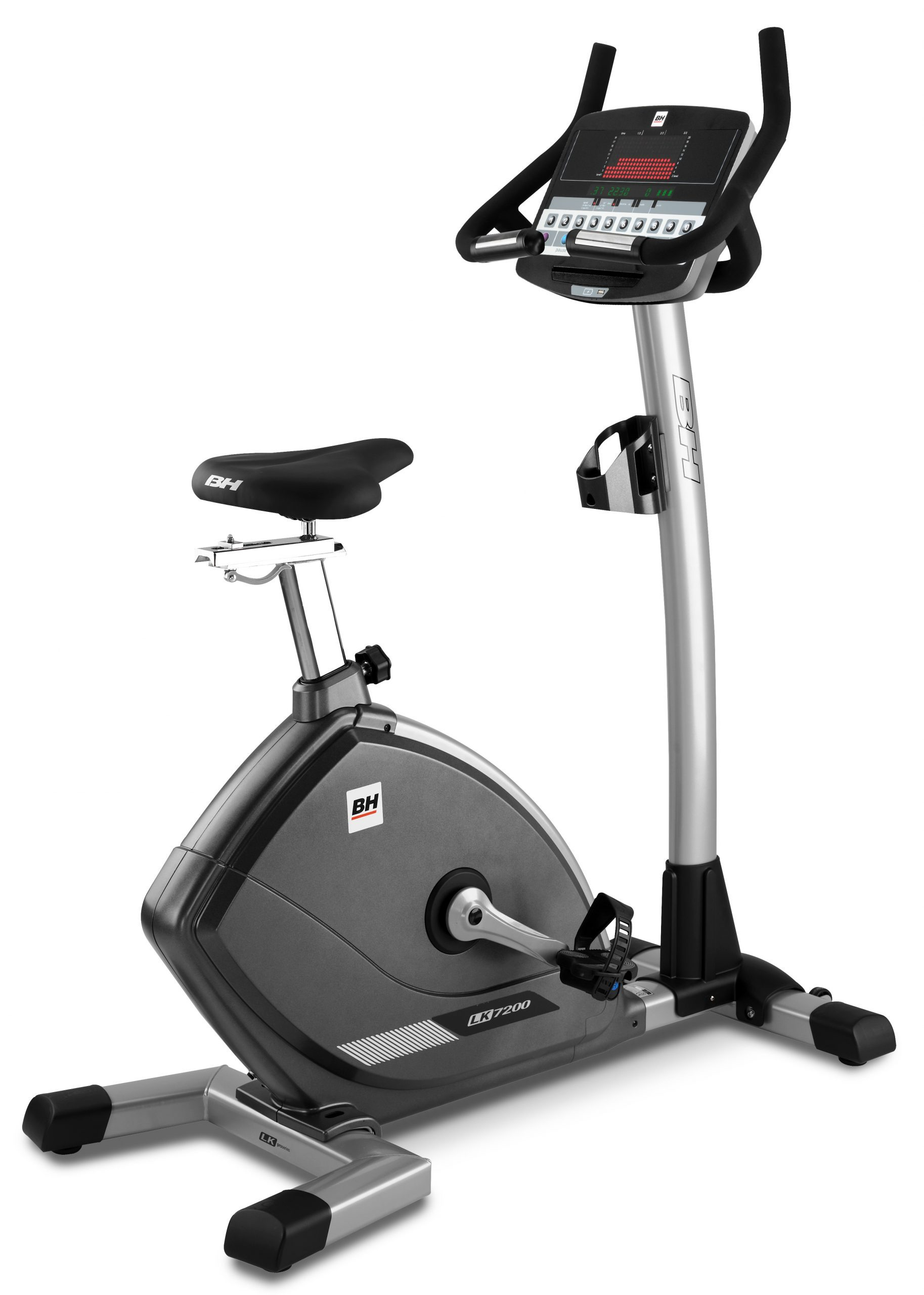 H720 Upright Bike