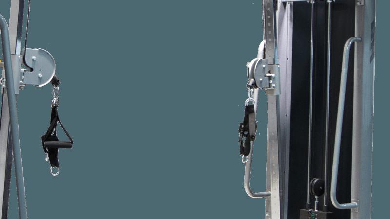 L540 Double Ergolina / Ristikkäistalja