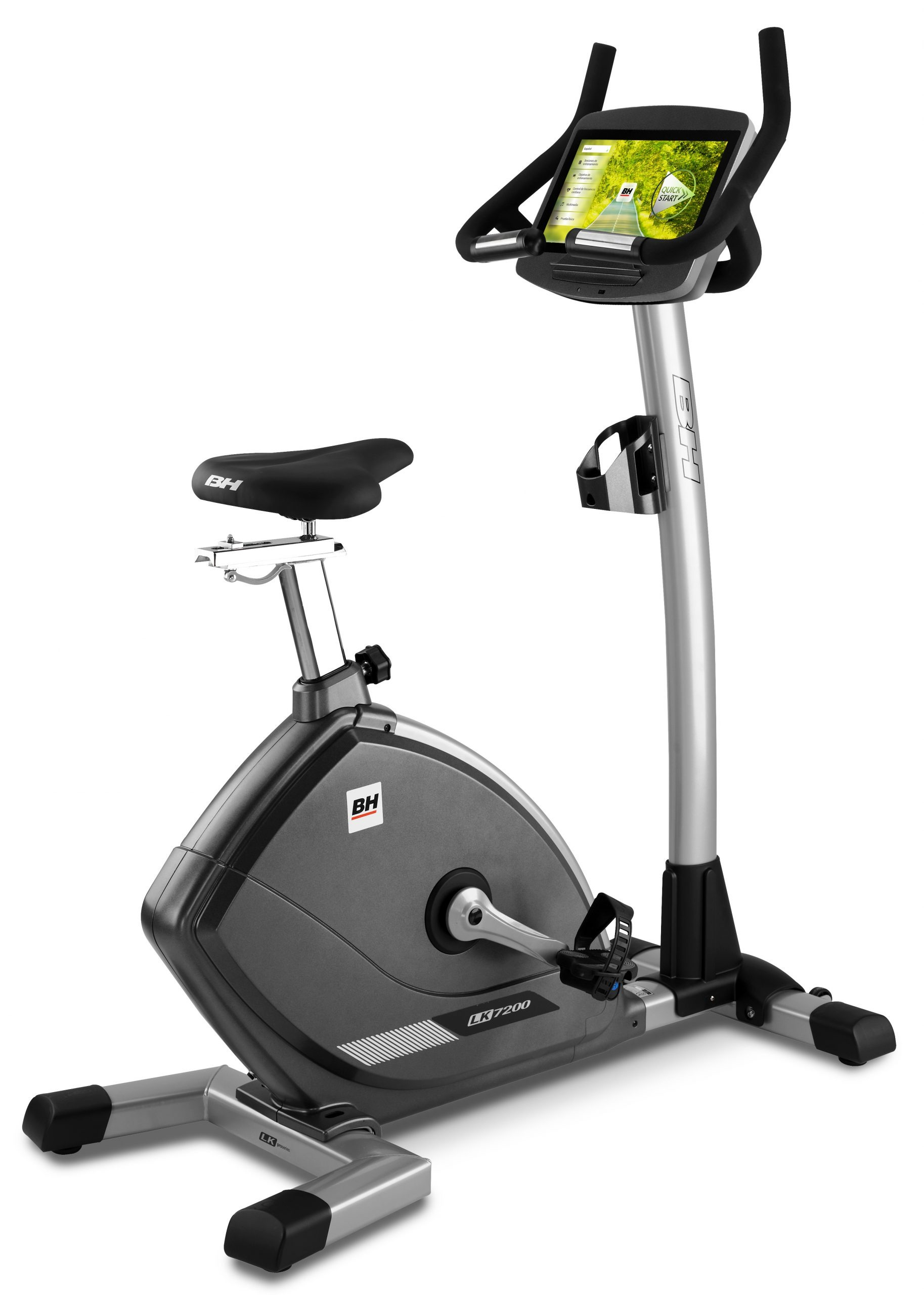 H720 Upright Bike_SmartFocus