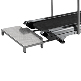 G799i Treadmill Sivukaiteilla