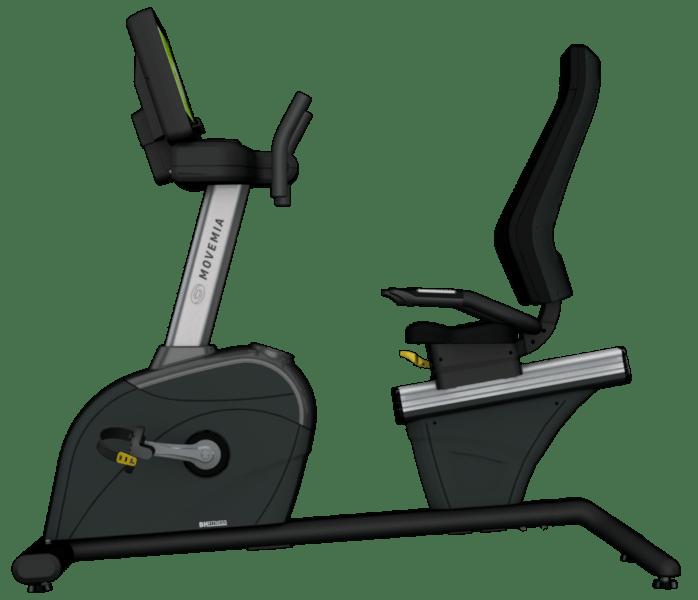 BU1000 Upright Bike MOVEMIA
