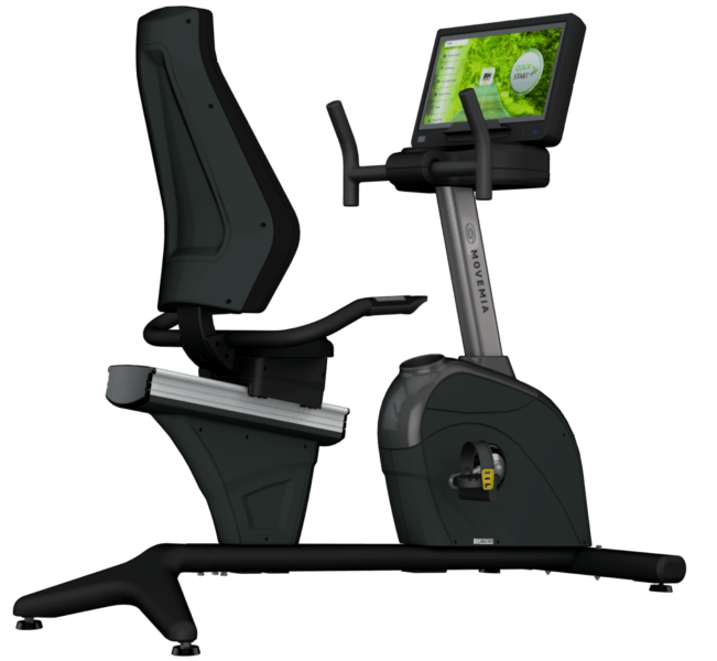 BR1000 Recumbent Bike MOVEMIA