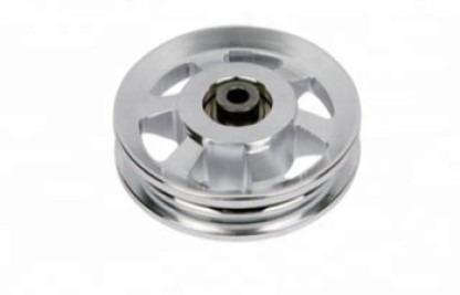 Vaijeripyörä alumiini115mm