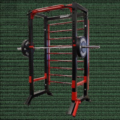 Ironfit Power Rack lisävarusteilla