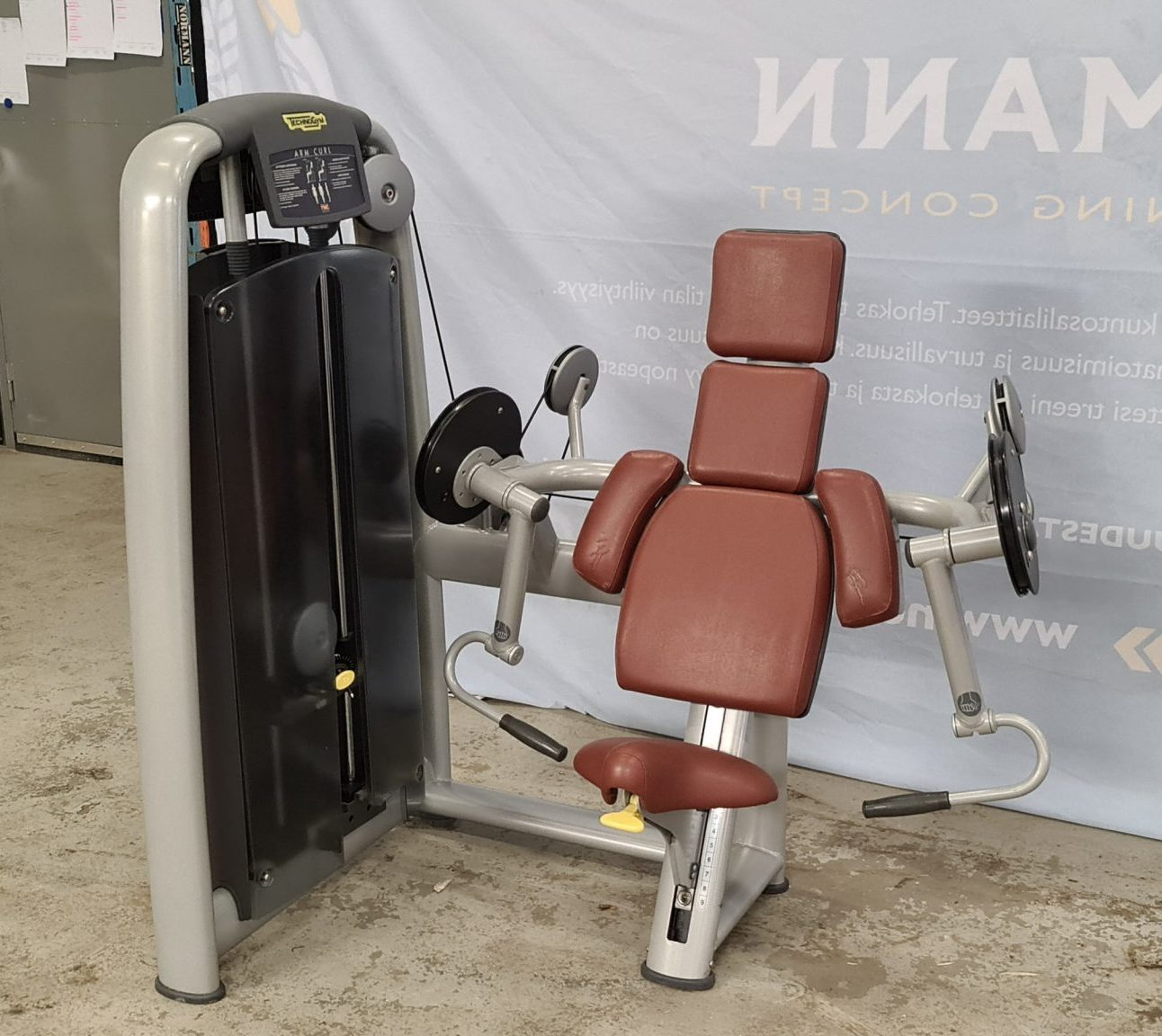 Technogym selection hauiskone