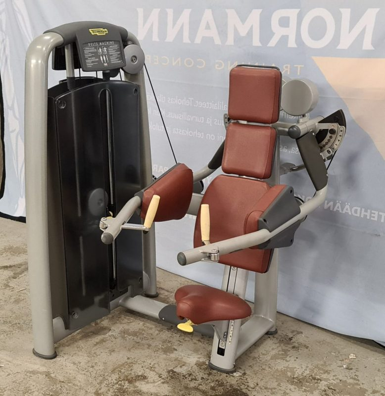 Technogym selection hartiaprässi