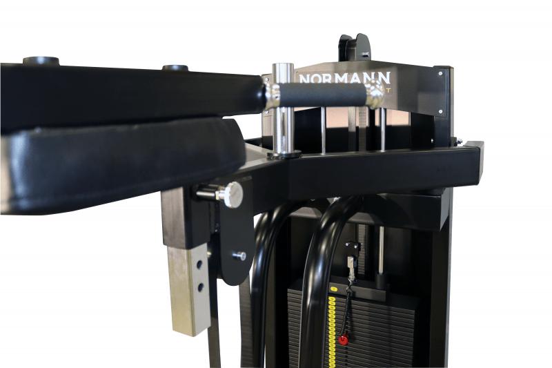 Normann- Pohjekone seisten (max vastus 400kg)